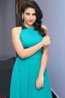 Priya Singh in a sleeveless Green Gown at Manasainodu music launch 011.08.2017 ~ Exclusive Celebrity Galleries 007.JPG