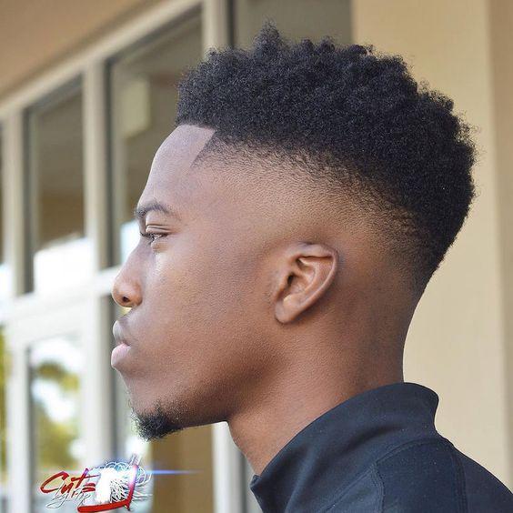 Corte de Cabelo Afro e Crespo Masculino 2018