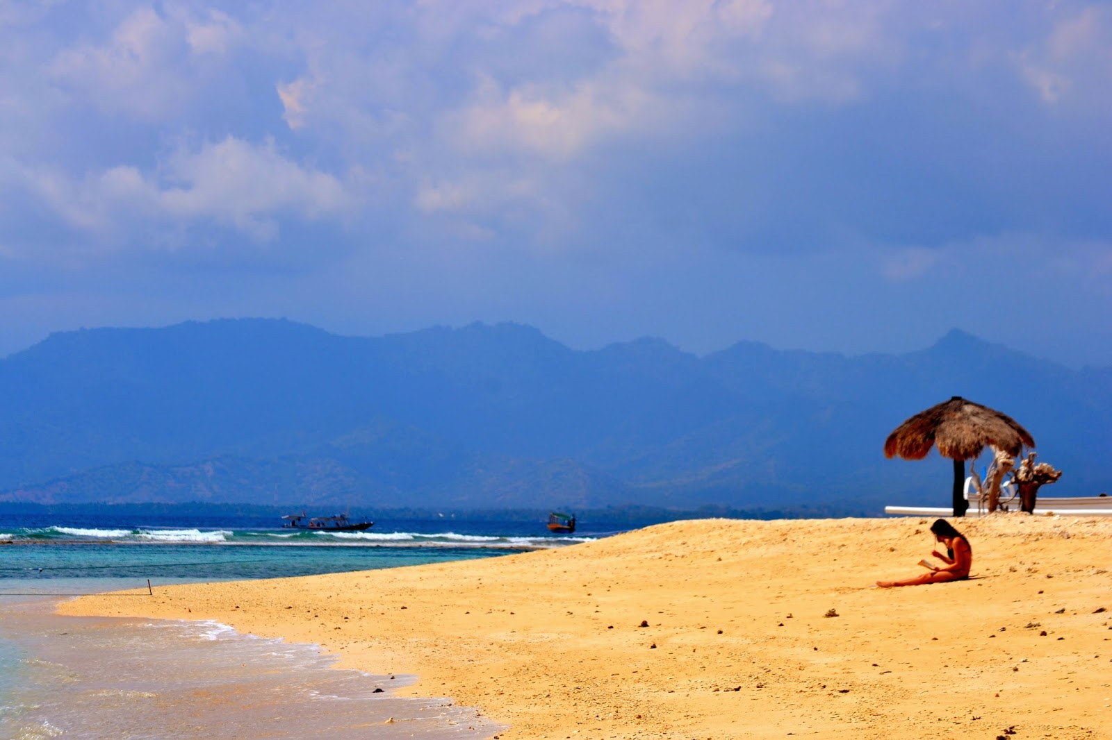Gili Meno playa