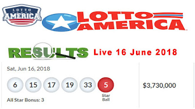 Lotto America Results