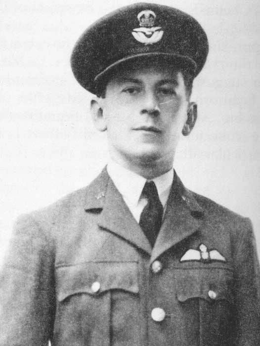31 August 1940 worldwartwo.filminspector.com RAF pilot Gerard Maffett