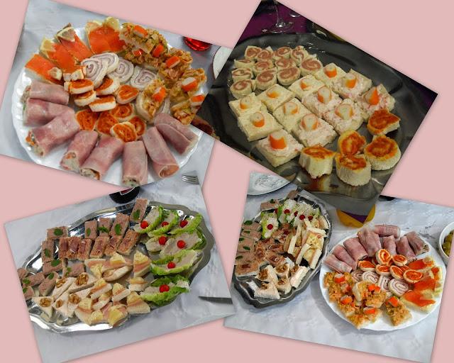 Paprika en la cocina aperitivos canap s y entrantes para for Canape para navidad