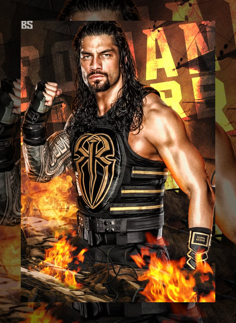 Roman Reigns HD Images 2018