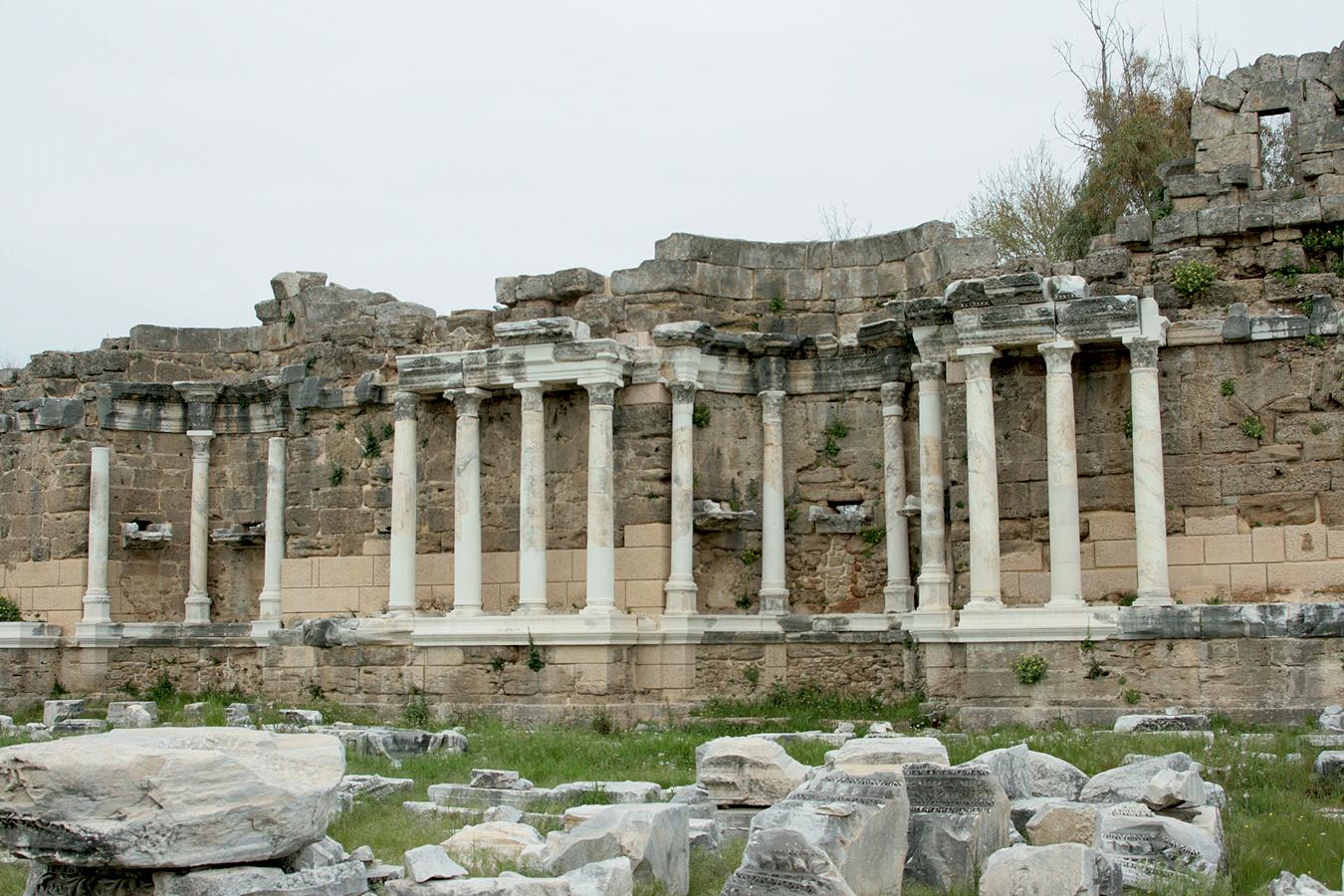 vaison la romaine wikipedia