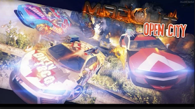 Download MadOut Open City v7 Apk Data Mod Money