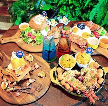 Gudetama Cafe Singapura Unyu Unyu Imut