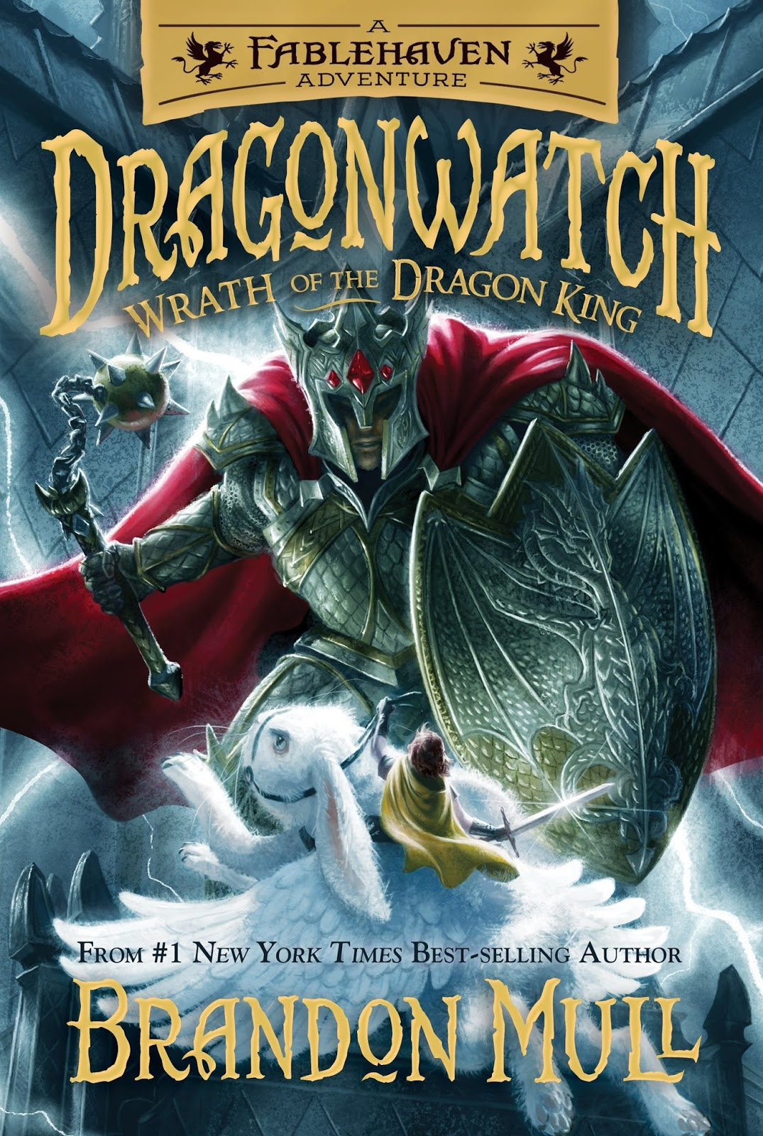Dragonwatch: Wrath of the Dragon King by Brandon Mull