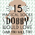 15 Magical Socks Dobby Would Love (and you will too!)
