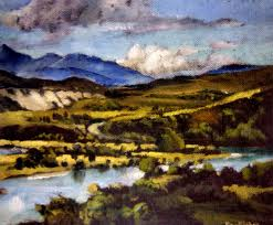 Image New Zealand Artist Peter McIntyre