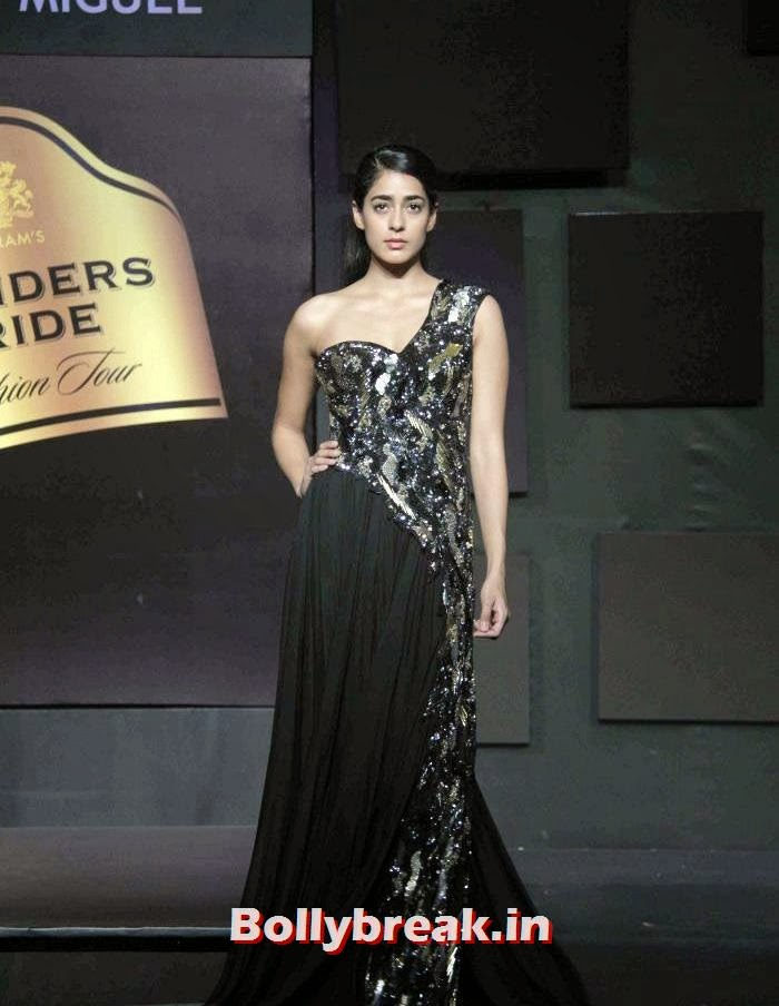 Diva Dhawan, Gavin Miguel Show at Blenders Pride Fashion Tour 2013