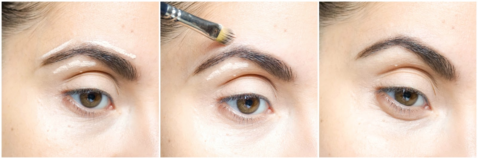 Naturally Defined Brows with Benefit - Step By Step