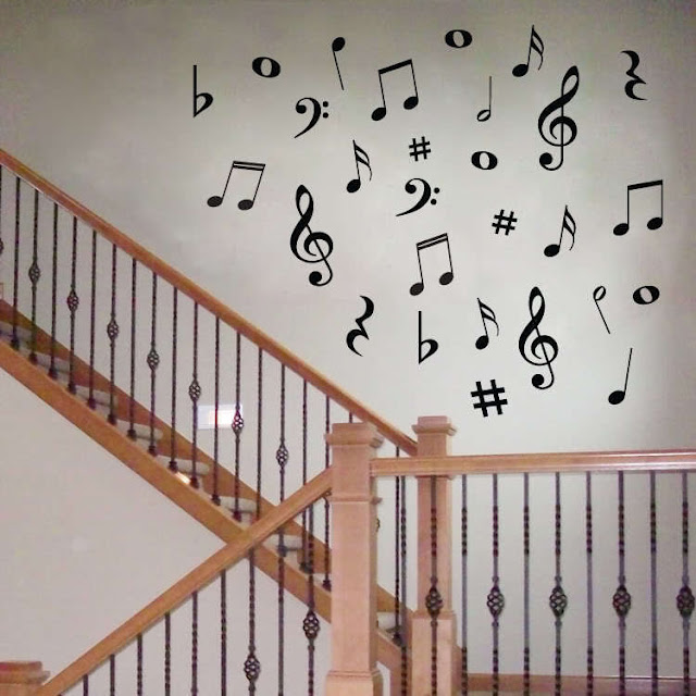 Decoration With Musical Inspiration 5