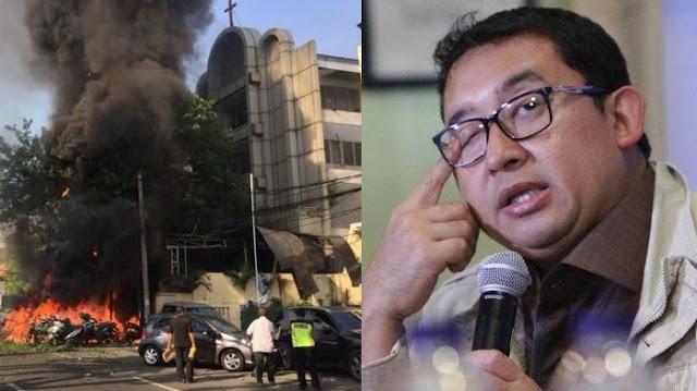 Fadli Zon Buktikan Pemerintah yang Tunda Sahkan UU Anti-Terorisme: Please Mikir