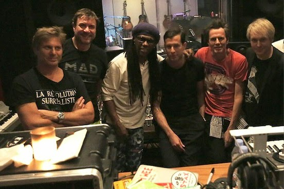 Nile Rodgers Duran Duran, Duran Duran Notorious, Biographie Nile Rodgers, Livre Nile Rodgers, Chic Nile Rodgers, Nile Rodgers productions, Nile Rodgers Daft Punk