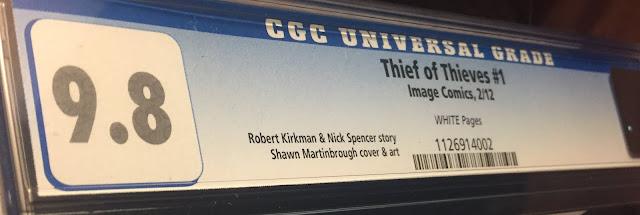 CGC 9.8