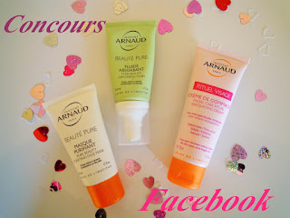 Concours Facebook Institut Arnaud - Co-créatrices - Blog beauté Les Mousquetettes©
