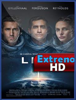 Life: Vida inteligente (2017) | 3gp/Mp4/DVDRip Latino HD Mega