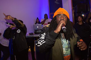 "Wale Performs Gospel Rendering Of ""Ungrateful & Thankful"