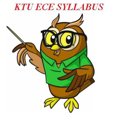 KTU ECE SYLLABUS