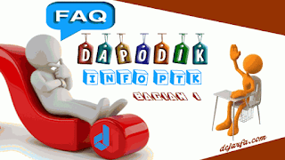 Permasalahan Dapodik Info PTK dejarfa.com