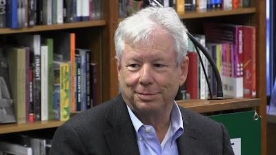 Richard H. Thaler en la BUMU.
