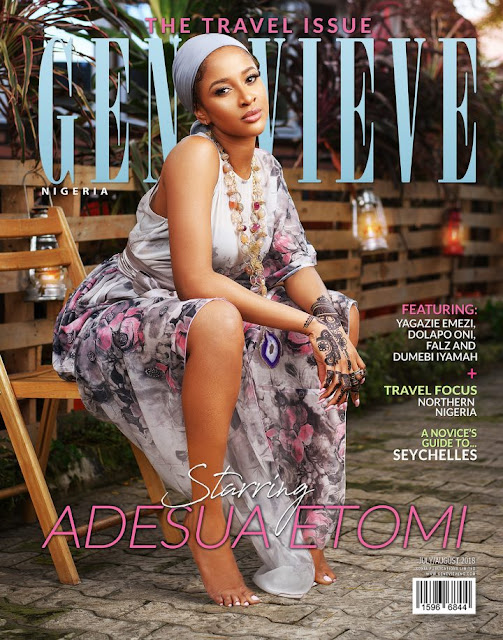 Adesua-etomi-genevieve-magazine-july-issue