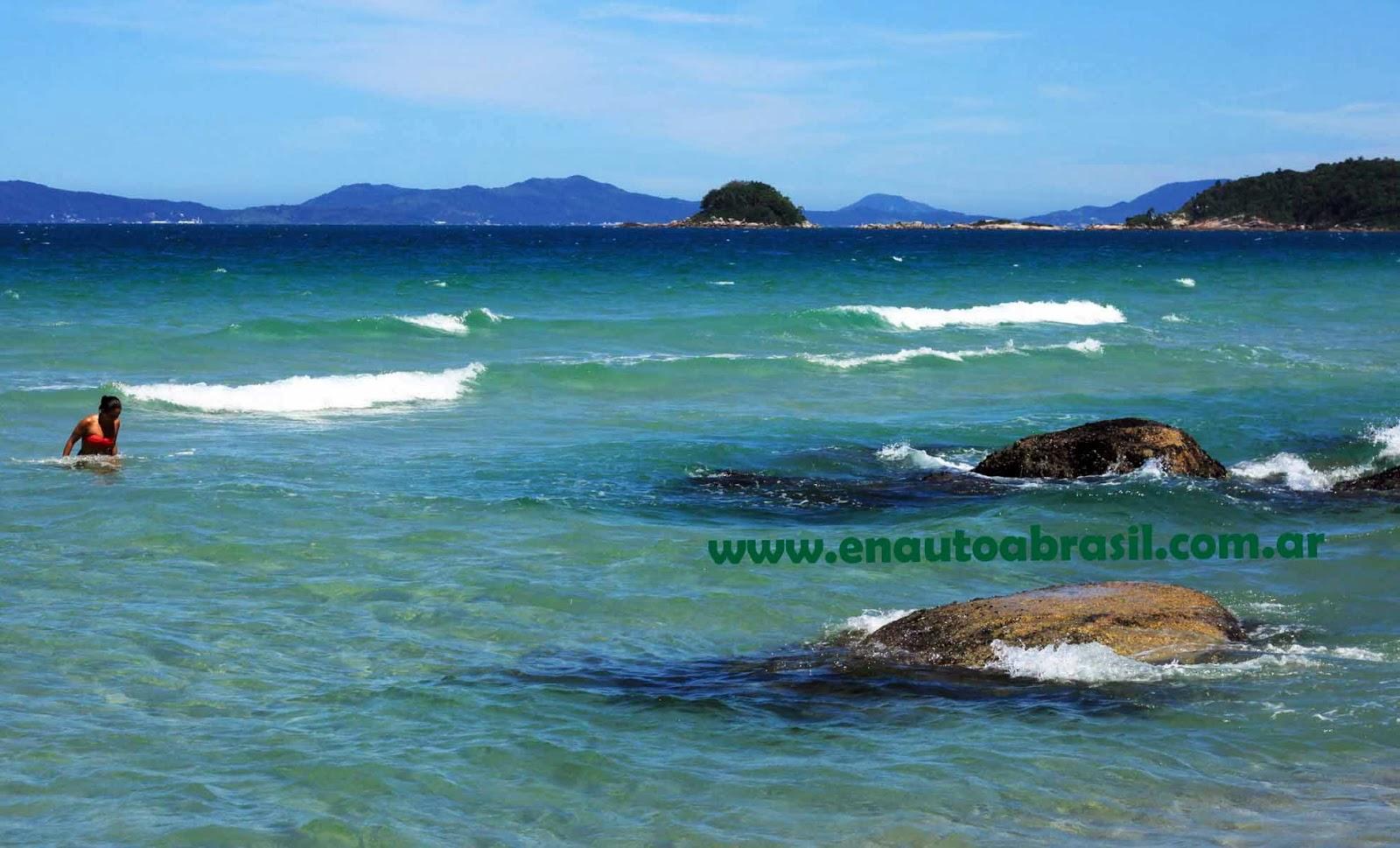 Praia de Palmas Playa