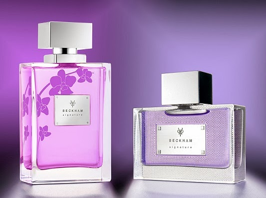New Signature For Him Her By David And Victoria Beckham In Full