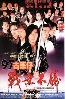 Young & Dangerous 4 (1997) กู๋หว่าไจ๋ 4 1977 อันธพาลกวนเมือง