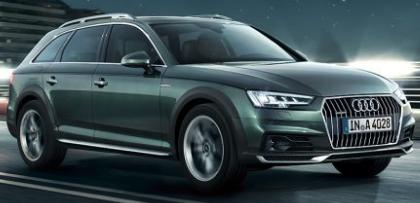 2017 Audi A4 Sedan Review and Price