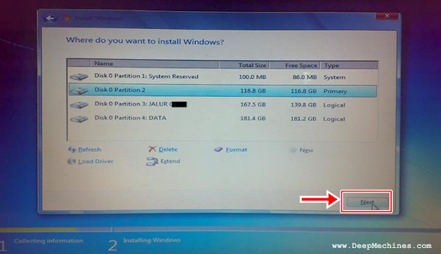 Panduan Instalasi Windows 7 dan Proses Instalasi Windows Berlanjut