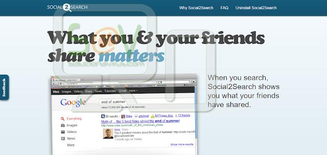 Social2Search