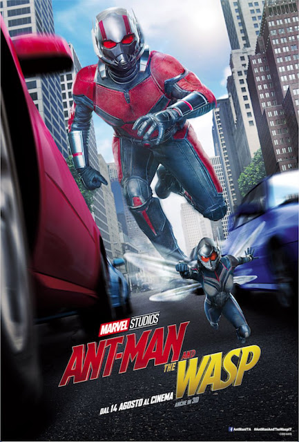 Ant-Man and The Wasp Film 2018