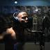 Video – Sin Freno ft Ceky Viciny en el estudio trabajando el tema secuentrando gente