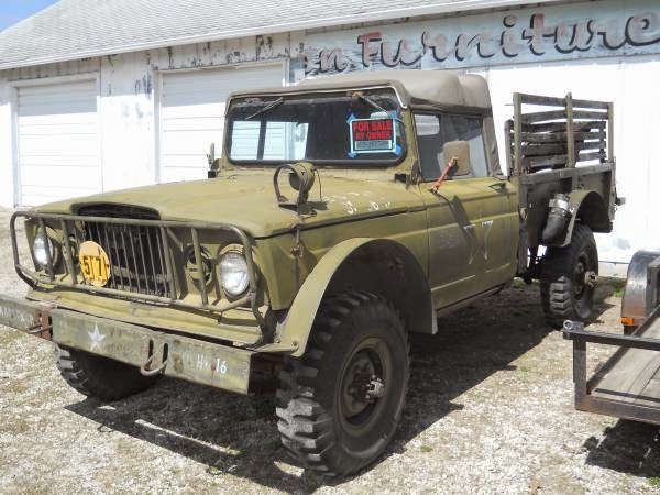 Volvo Of Princeton >> 1967 Kaiser Jeep M715 for Sale - 4x4 Cars