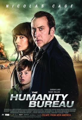 The Humanity Bureau Poster