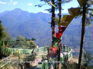 VIEW POINT NEAR GANGTOK