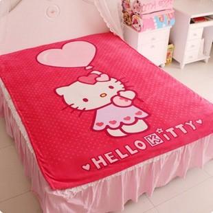Gambar Selimut Hello Kitty 5