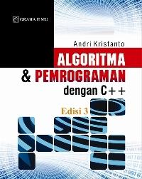 Algoritma & Pemrograman dengan C++ Edisi 3