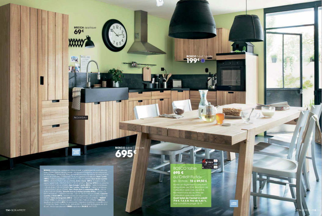 island of white le catalogue fly 2012 2013 est dispo. Black Bedroom Furniture Sets. Home Design Ideas