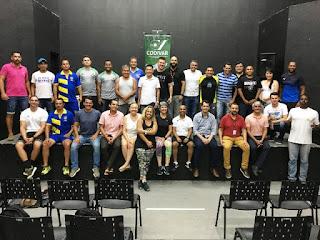 Câmara Técnica do Esporte do CODIVAR reúne-se em Registro-SP