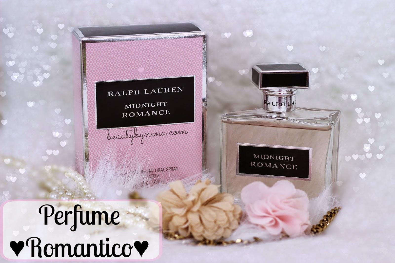Perfume: Midnight Romance de Ralph Lauren ❤
