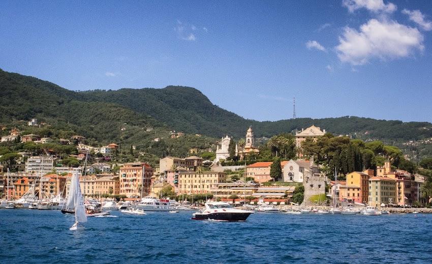 Visitando Santa Margherita Ligure