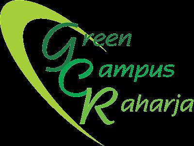 Logo Green Campus Raharja by Yudi Prastiawan