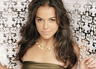 Michelle Rodriguez compares being born a woman to being a slave. See shocking speech at JasonSantoro.com