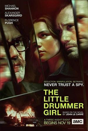 The Little Drummer Girl - A Garota do Tambor Legendada Torrent Download