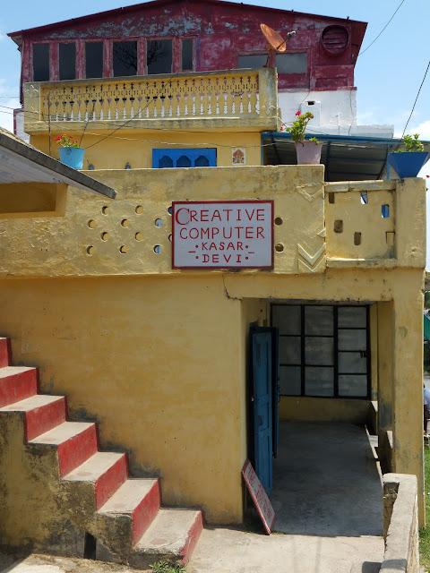 сервисный центр по ремонту электроники в индийской глуши