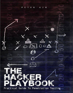 كتاب تعلم الإختراق The Hacker Playbook مجانا !
