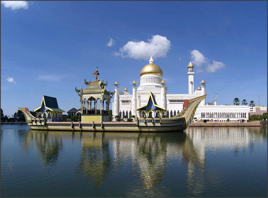 14 objek wisata terbaik di brunei