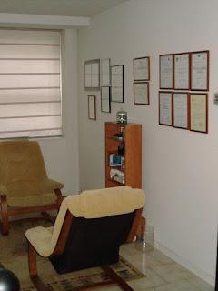 Consulta de psicología de Ángel Marín Tejero